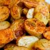 Ofenkartoffeln mit Rosmarin