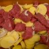 Kartoffeln im Römertopf