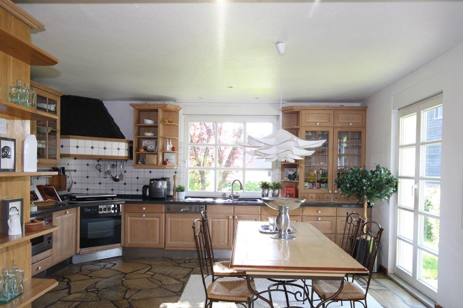 offene wohnk che mehr spa am kochen der kochguide. Black Bedroom Furniture Sets. Home Design Ideas