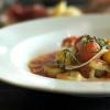 Gnocchi mit Tomaten und Parmesan
