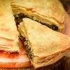 Griechischer--Spinatkuchen