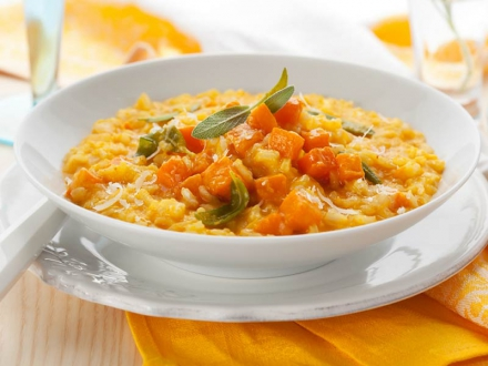 kuerbis-risotto