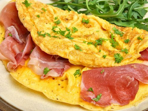 omelette-parma