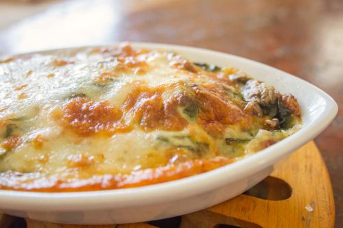 Broccoli-Lasagne