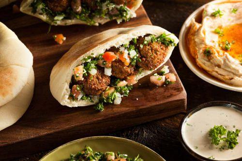 pita-falafel