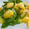 Bratkartoffeln mit Zuckerschoten